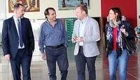 Casañ quiere que la ciudad sea referencia para congresos