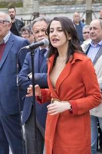 Arrimadas critica al alcalde de León por sus declaraciones