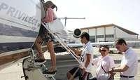 El Aeropuerto mejora sus cifras de actividad este año