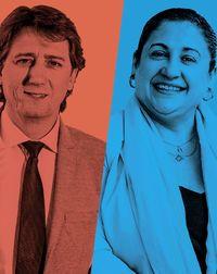Carlos Martínez y Yolanda de Gregorio, cara a cara en La8
