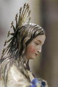 Efigies perdidas de la Inmaculada