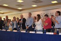 El PSOE ratifica a Gutiérrez al frente de la Diputación