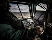 Abeja 36, el radar aéreo de la DGT en vías sorianas