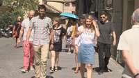 La ocupación hotelera alcanza el 92% en Segovia en agosto