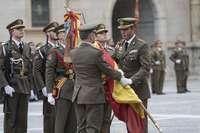 El coronel Antonio Armada toma el mando de la Academia