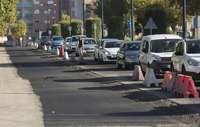La inversión en asfalto se dispara a 36 euros por habitante