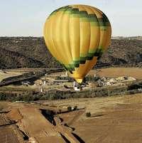 Toledo acoge el Campeonato de España de Globos Aerostáticos
