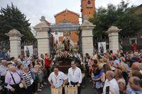 Las Delicias pone fin a sus fiestas con la Virgen del Carmen