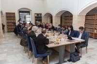 Burgos y Cantabria se unen materia universitaria