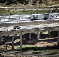 Agrutranso rechaza «de plano» el pago en las autovías