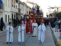 El 'Cristo del Amor' suspende la celebración de sus 10 años