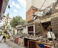 El centro de la ciudad pierde otro de sus edificios