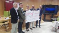 Acepain entrega 80.000 euros a la UCLM para investigar