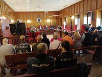 Condenas menores para los procesados por venta de hachís