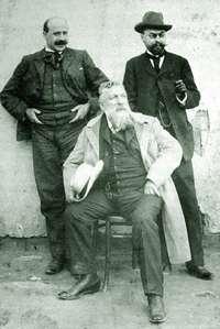 El accidente toledano de Auguste Rodin
