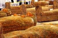 Hallan 30 sarcófacos de 3.000 años de antigüedad en Egipto