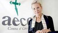 María Victoria Fernández, nueva presidenta de la AECC en Albacete