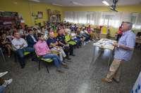 El Ana Soto animó a apostar por caminos saludables al cole