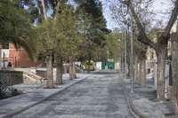 La renovada zona de Escuela Gimnasia, tras Semana Santa