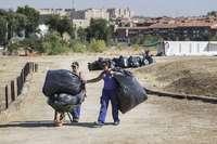 135.000 euros para el desbroce de parcelas municipales