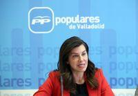 Alonso, Cortés y Serrano, candidatos del PP al Senado