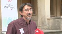 Soria en Común se hace eco de los trabajadores municipales