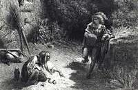 Báez y de Rojas, los supuestos curanderos de Totanés