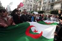 Abdelmayid Tebune proclama su victoria en Argelia