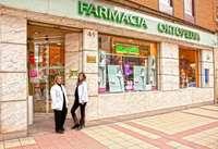 Premian en New York el diseño de una farmacia de Valladolid