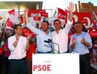 Pedro Sánchez cerrará campaña con Puente