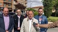 El PSOE promete el aparcamiento subterráneo en Fátima