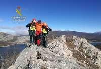 Rescatan a un montañero burgalés en Riaño (León)
