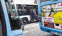 El PP critica la gestión de Luquero en los autobuses urbanos
