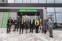 Mercadona estrena instalaciones en el Polígono de 1800 m2
