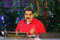 Maduro llama a