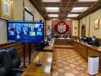 La Diputación de Ávila pide la marcha atrás de la Ley Celaá