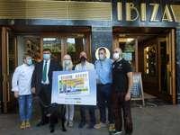 La ONCE homenajea a la hostelería en su sorteo del día 11