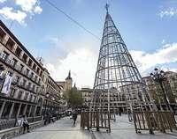 El alumbrado navideño de Toledo se encenderá mañana