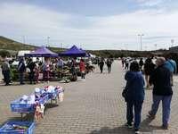 Logroño suspende sus mercados de calle durante un mes