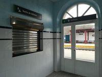Desde el pasado 1 de enero se han dejado de expedir billetes en las taquillas de la estación de Renfe de Briviesca.