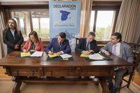La Declaración de Gredos, un hito frente al reto demográfico