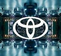Toyota estrena su nuevo logotipo para Europa