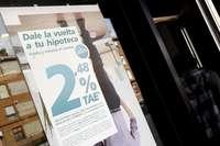 La firma de hipotecas para viviendas creció un 13,4%
