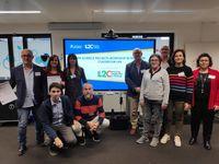 El 'Machado' participa en un taller de liderazgo en Bruselas