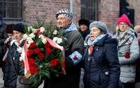 Los supervivientes de Auschwitz piden no olvidar lo que pasó