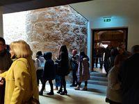 El castillo de Fuensaldaña recibe 5.200 visitantes