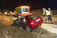 Los heridos graves en carretera caen a la mitad en un lustro