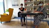La Rafael Azcona animará a la lectura con menor aforo