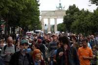 Alemania eleva el balance a más de 179.000 positivos