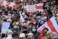 La oposición democrática bielorrusa, premio Sájarov